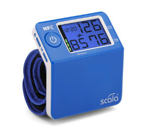 Blutdruckmessgeräte für das Handgelenk